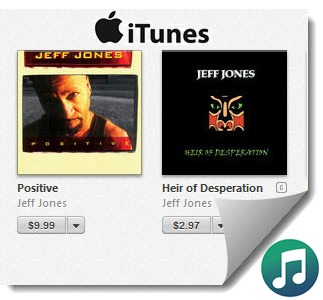 Jeff Jones on iTunes