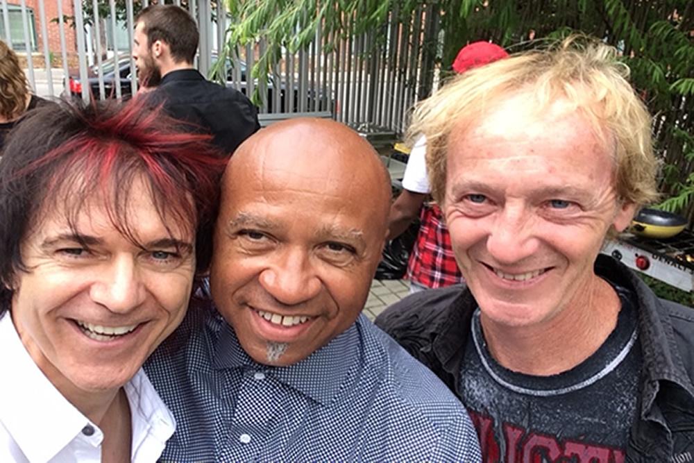 Gowan, Jeff Jones and Ken Greer