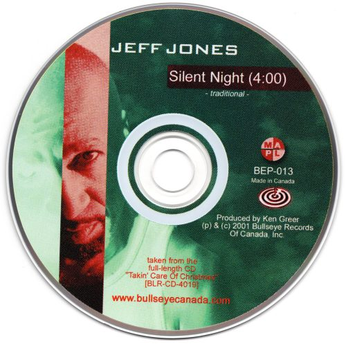 Silent Night - Jeff Jones