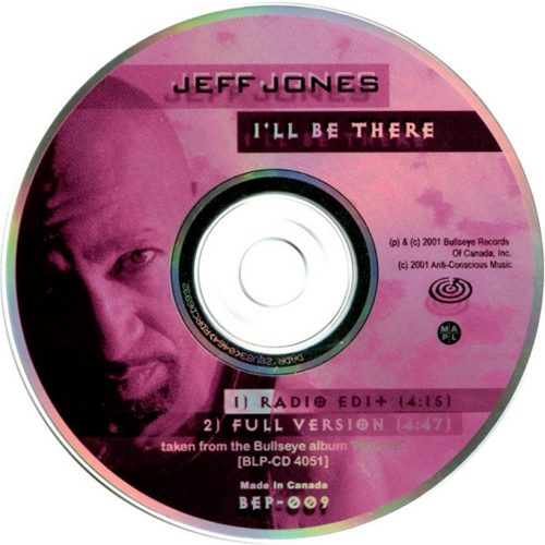 I'll Be There - Jeff Jones