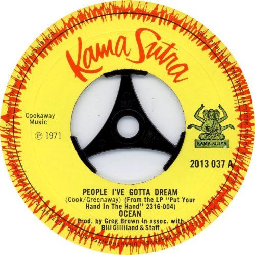 People I've Gotta Dream - Ocean