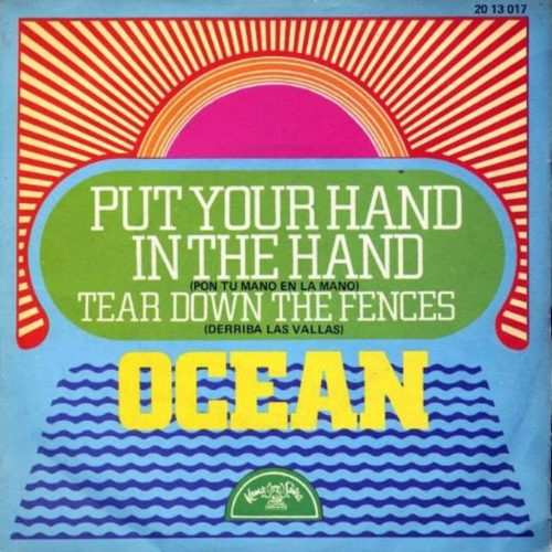 Put Your Hand In the hand - Ocean