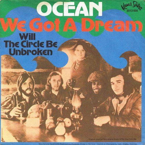 We Got A Dream - Ocean