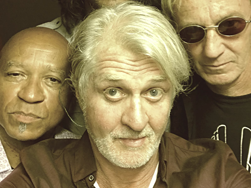 Tom Cochrane With Red Rider
