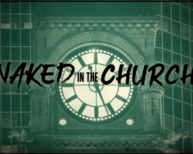Naked In The Church (Lyric Video)