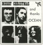 Merry Christmas And Thanks From Ocean