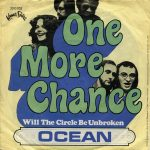 "Ocean - One More Chance 7"" SIngle"